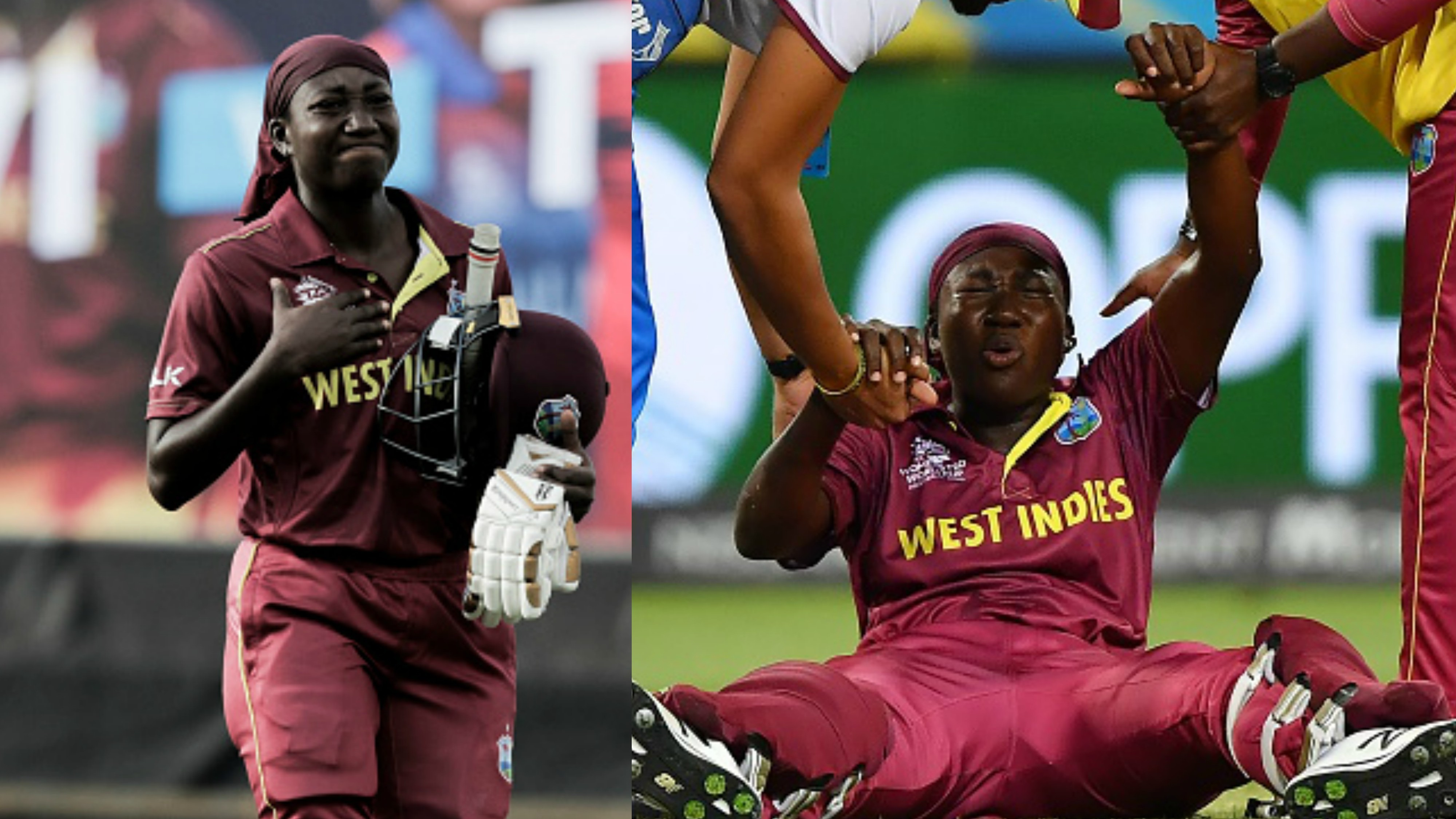 Women's T20WC 2020: Windies captain Stafanie Taylor ruled out of final clash with a groin strain