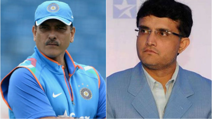 Ravi Shastri recalls the time when he taught punctuality lessons to Sourav Ganguly