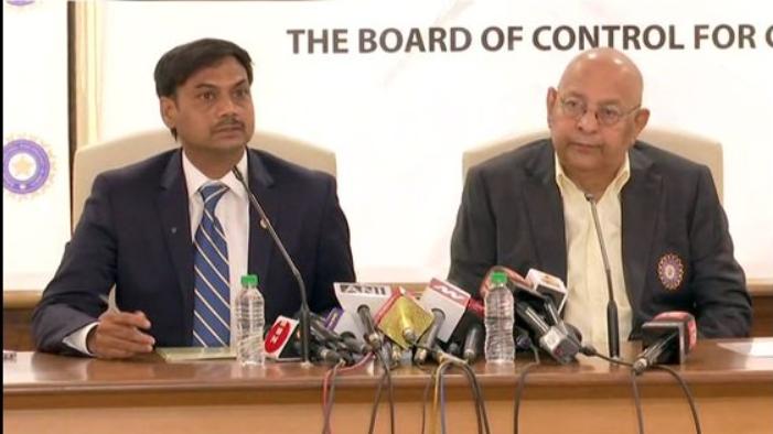बीसीसीआई ने राष्ट्रिय चयनकर्ता के पद के लिए शोर्टलिस्ट किये 4 नाम