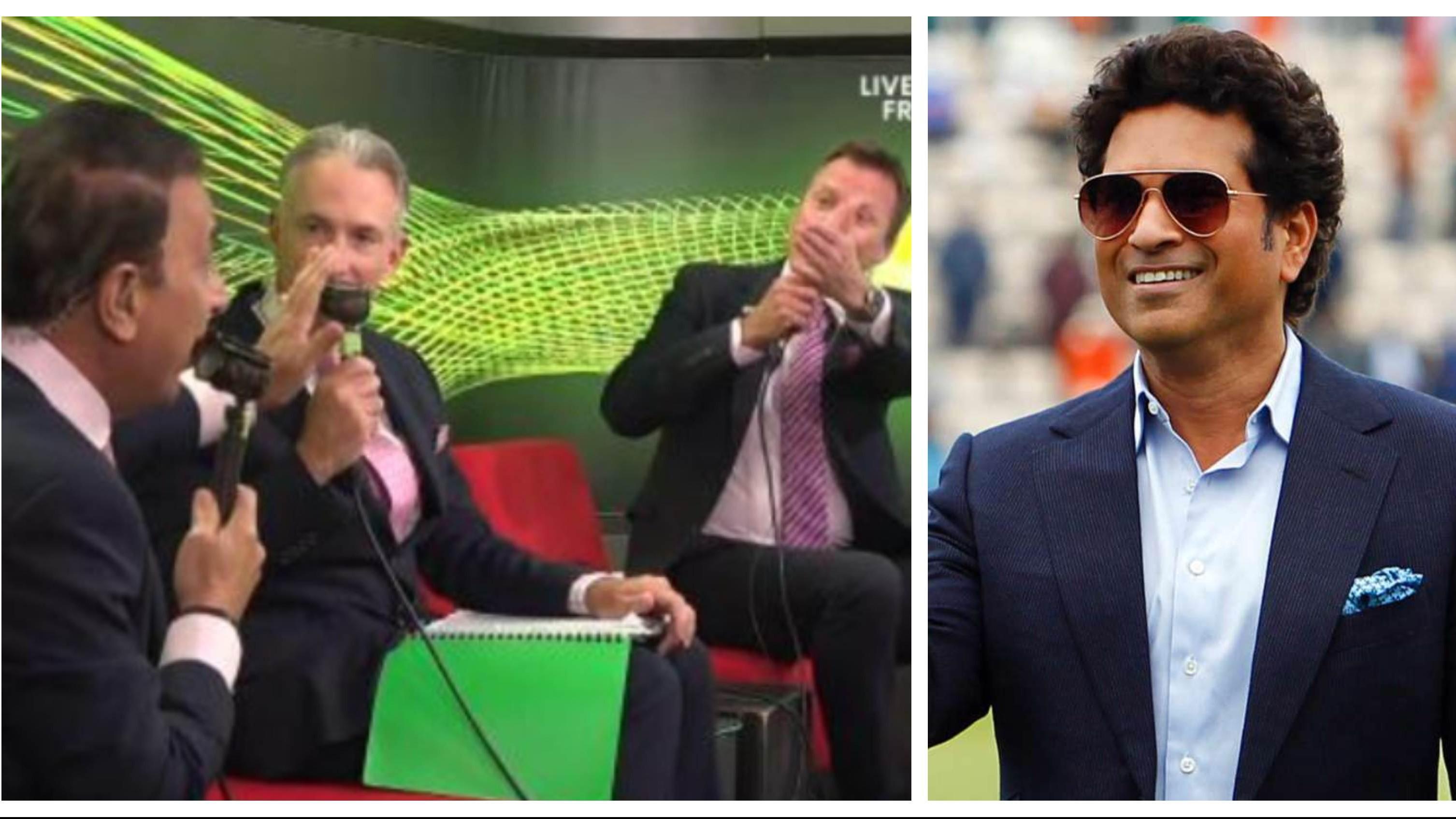 AUS v IND 2020-21: Australian commentator refers Sunil Gavaskar as Sachin Tendulkar on air