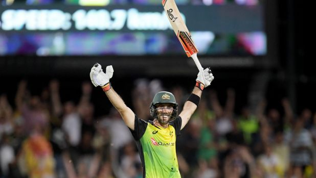 All round Glenn Maxwell regains his lost form for Australia