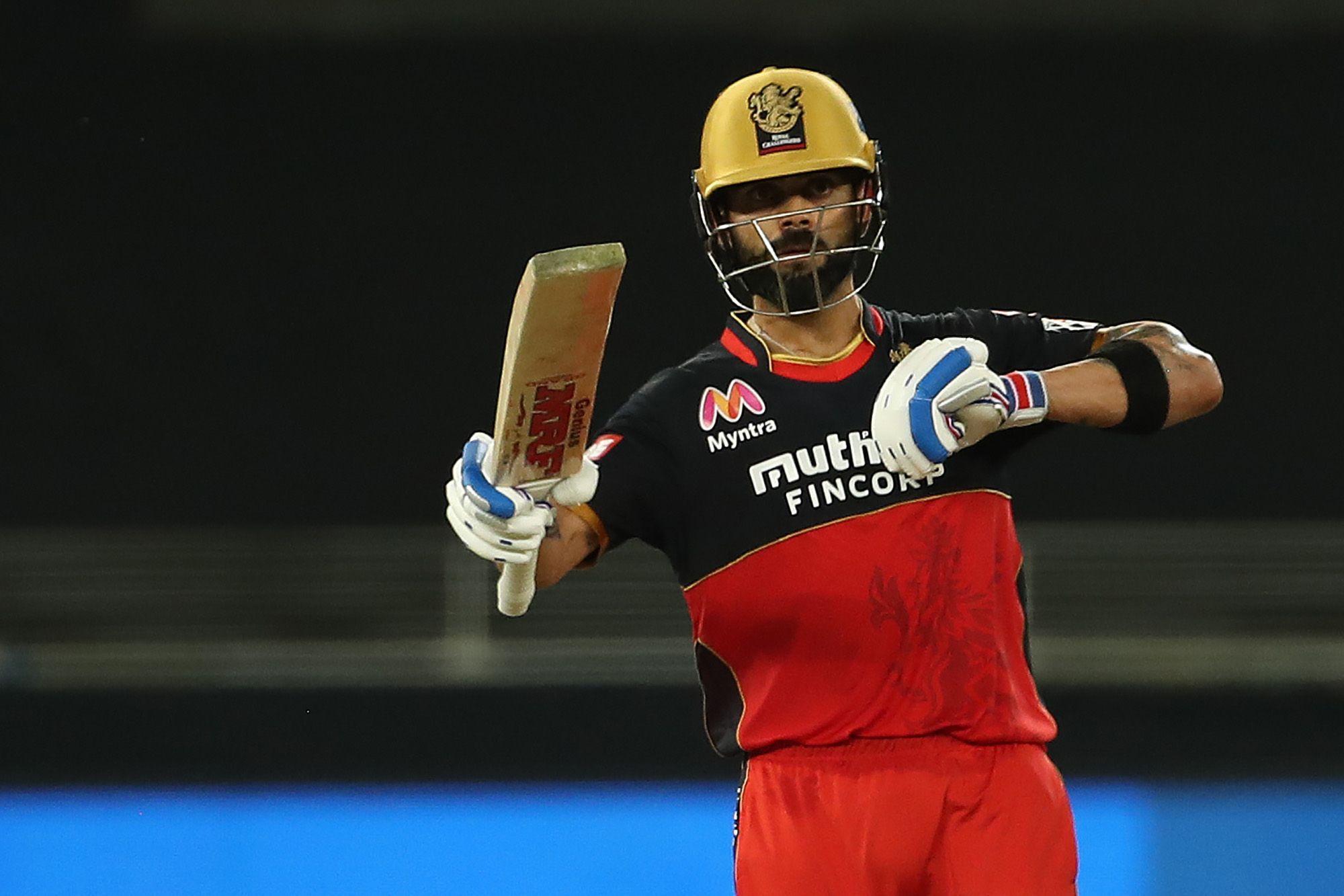 Virat Kohli scored record 973 runs in IPL 2016. (Photo - BCCI / IPL)