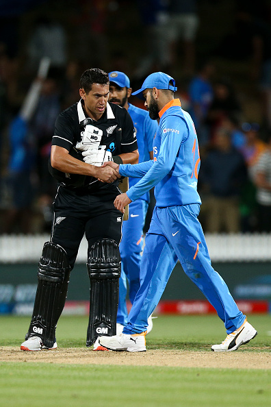 India suffered a comprehensive four-wicket defeat in the first ODI   Getty