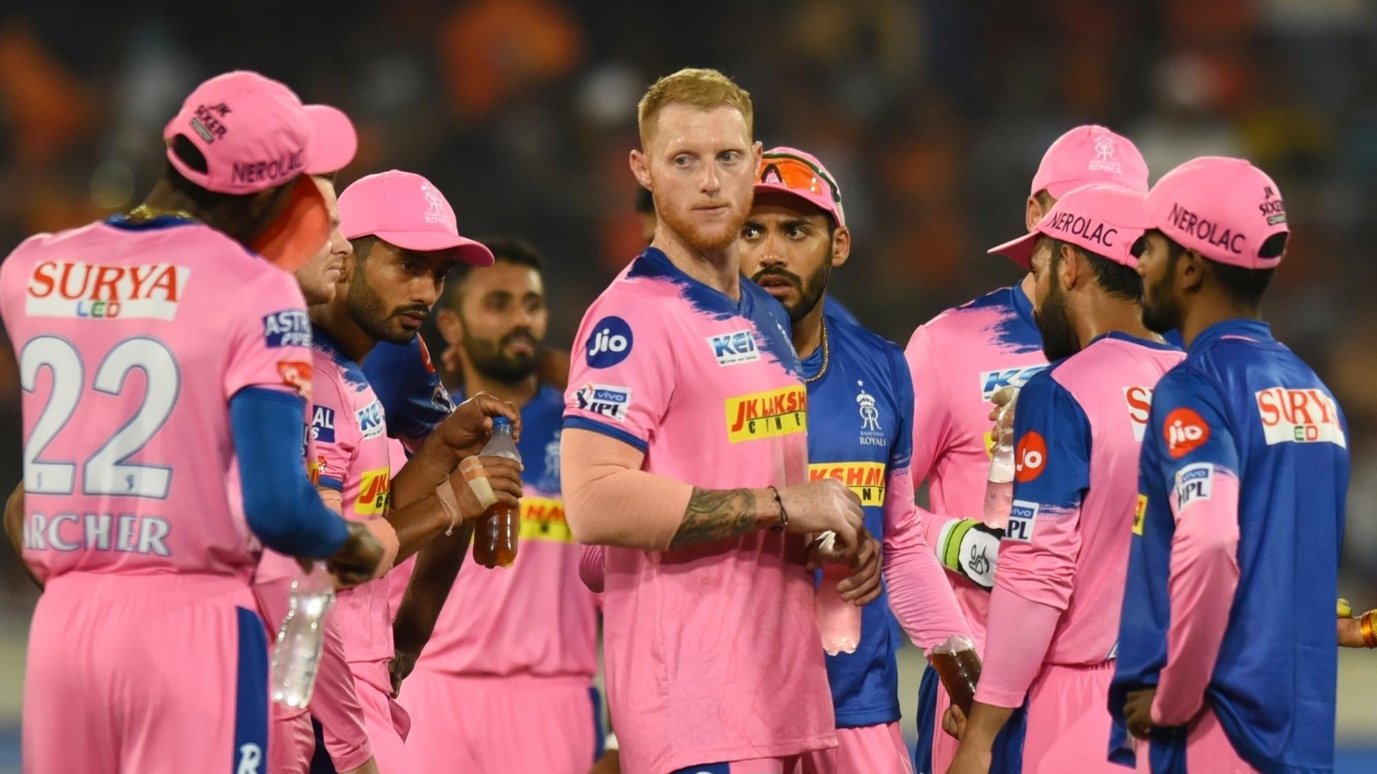 IPL 2019: Ben Stokes reflects upon his and Rajasthan Royals' struggles