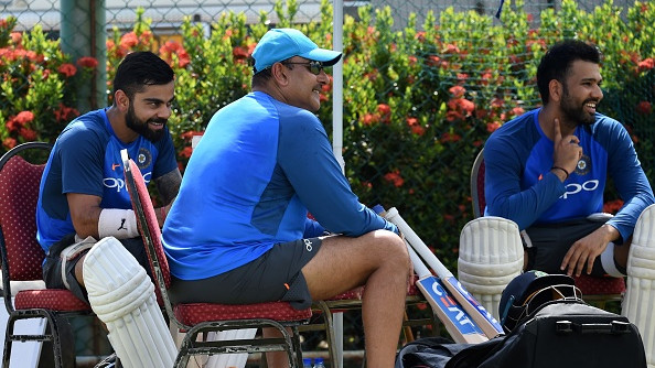 Shastri wants IPL teams to help in managing Indian players' workload