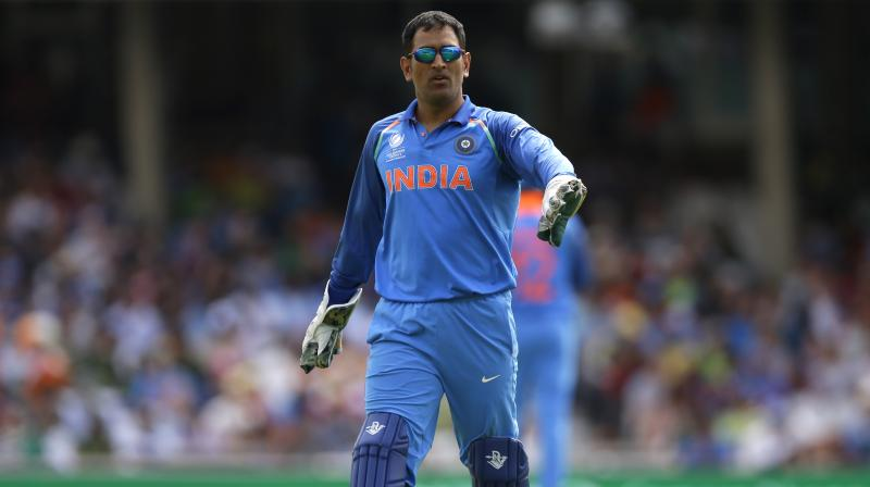 The stump mic caught MS Dhoni dishing out some absolute gems to Indian bowlers   AP
