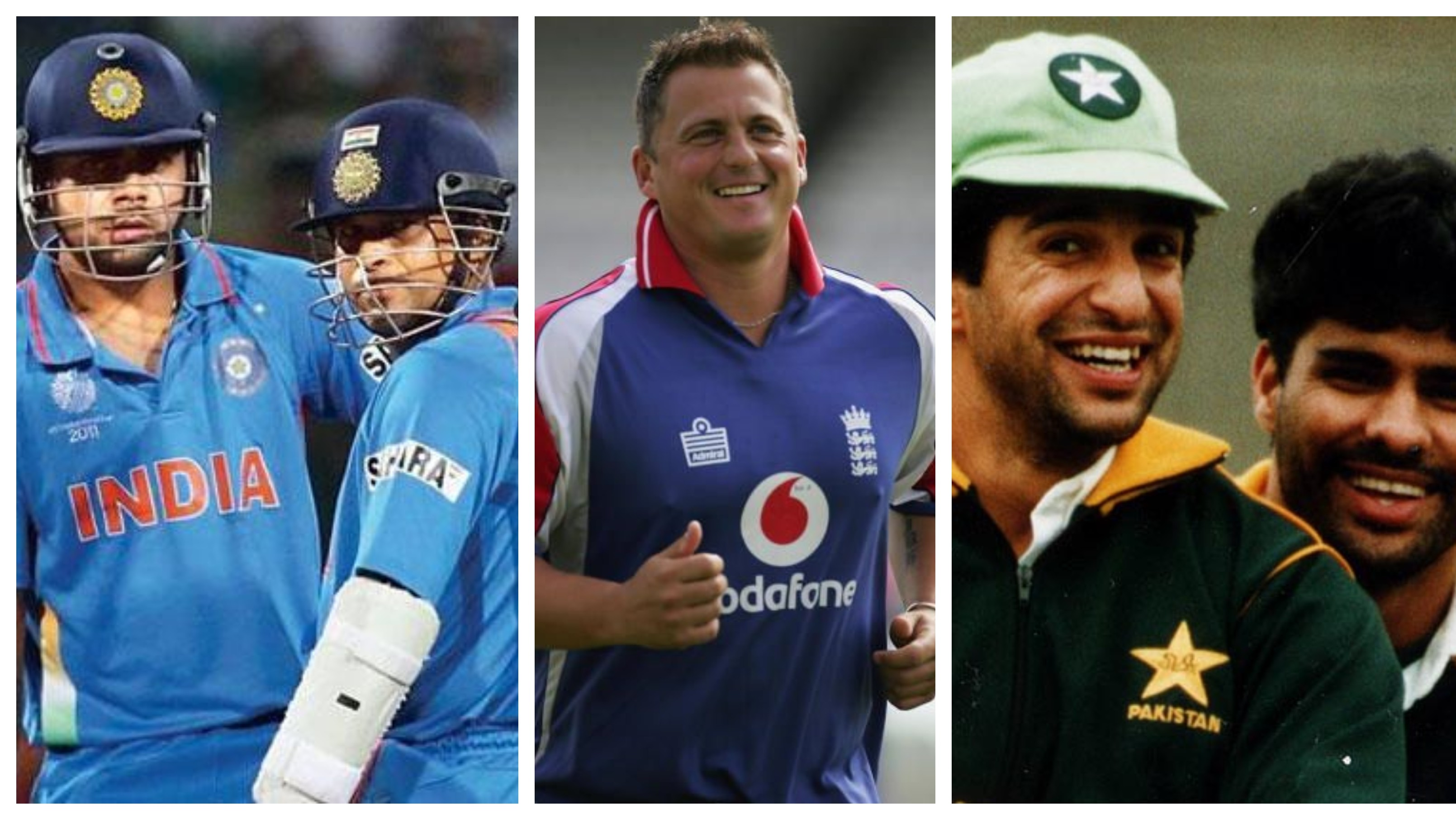 WATCH: Darren Gough picks his all-time best XI; includes only one Indian