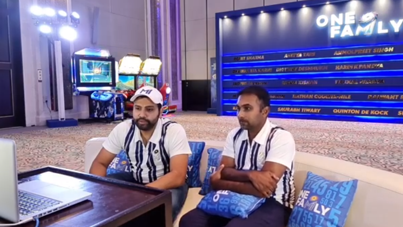 IPL 2020: Rohit Sharma not concerned about Mumbai Indians' poor record in UAE