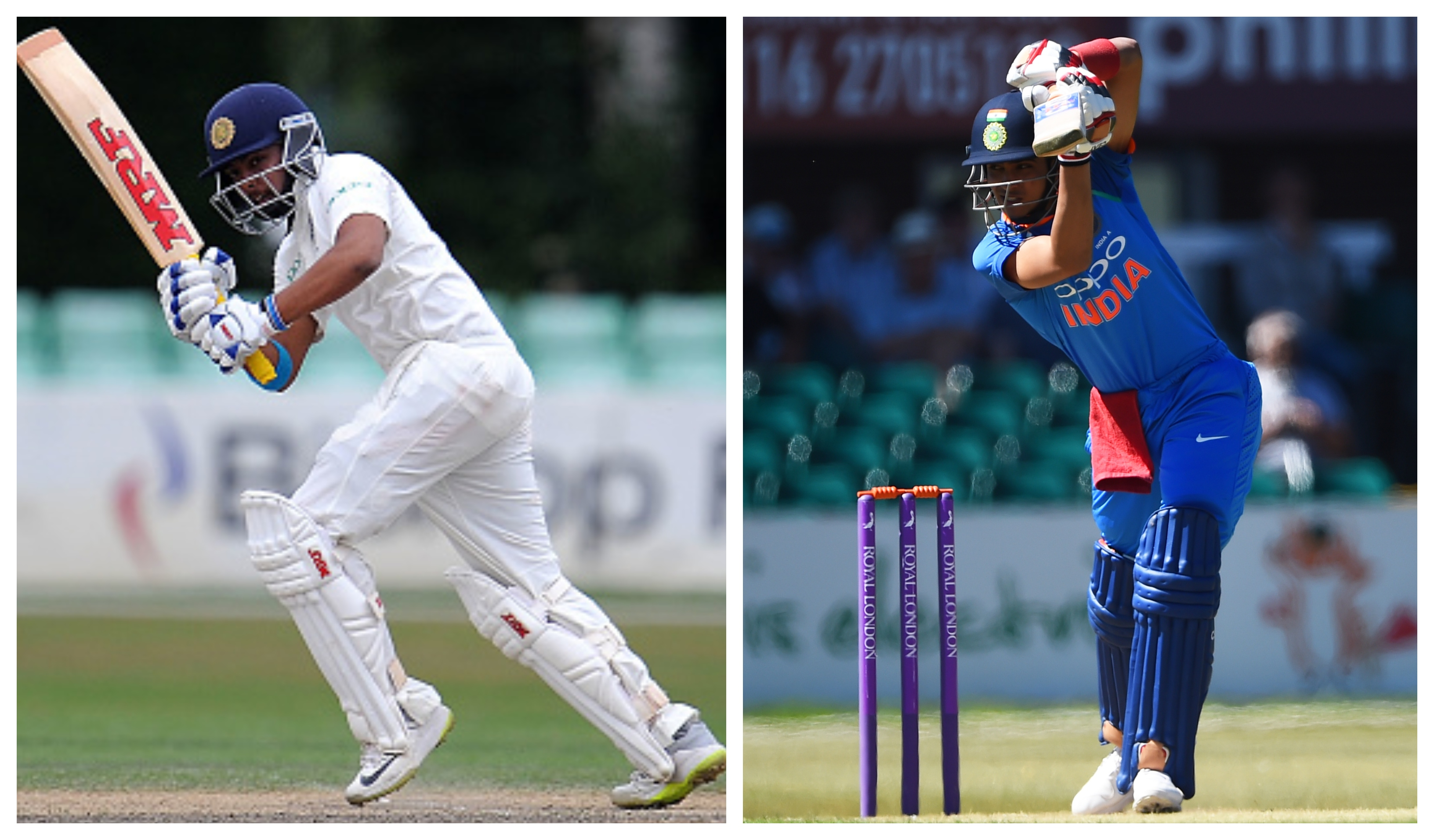 Prithvi Shaw and Shubhman Gill are the future of Indian cricket