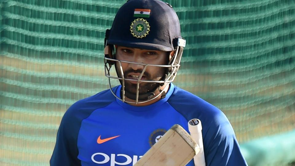 SA v IND 2018: Watch- Rohit Sharma gearing up for the first Test against South Africa