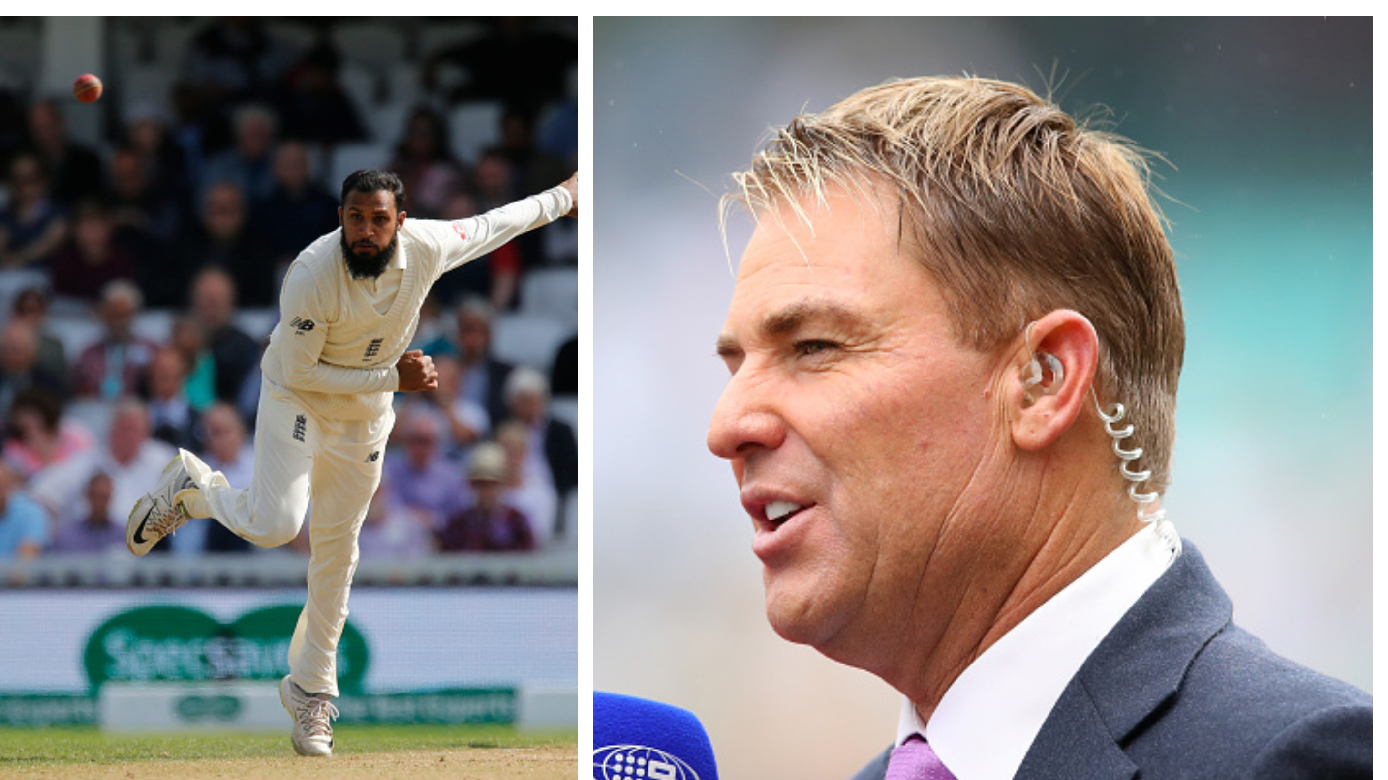 Shane Warne suggests England to provide backing and support to Adil Rashid