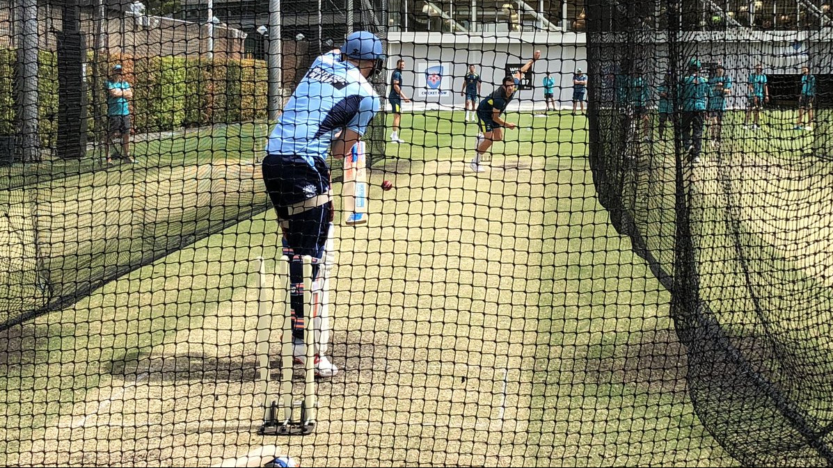 AUS v IND 2018-19: WATCH – Steve Smith faces Australian Test pacers in SCG nets