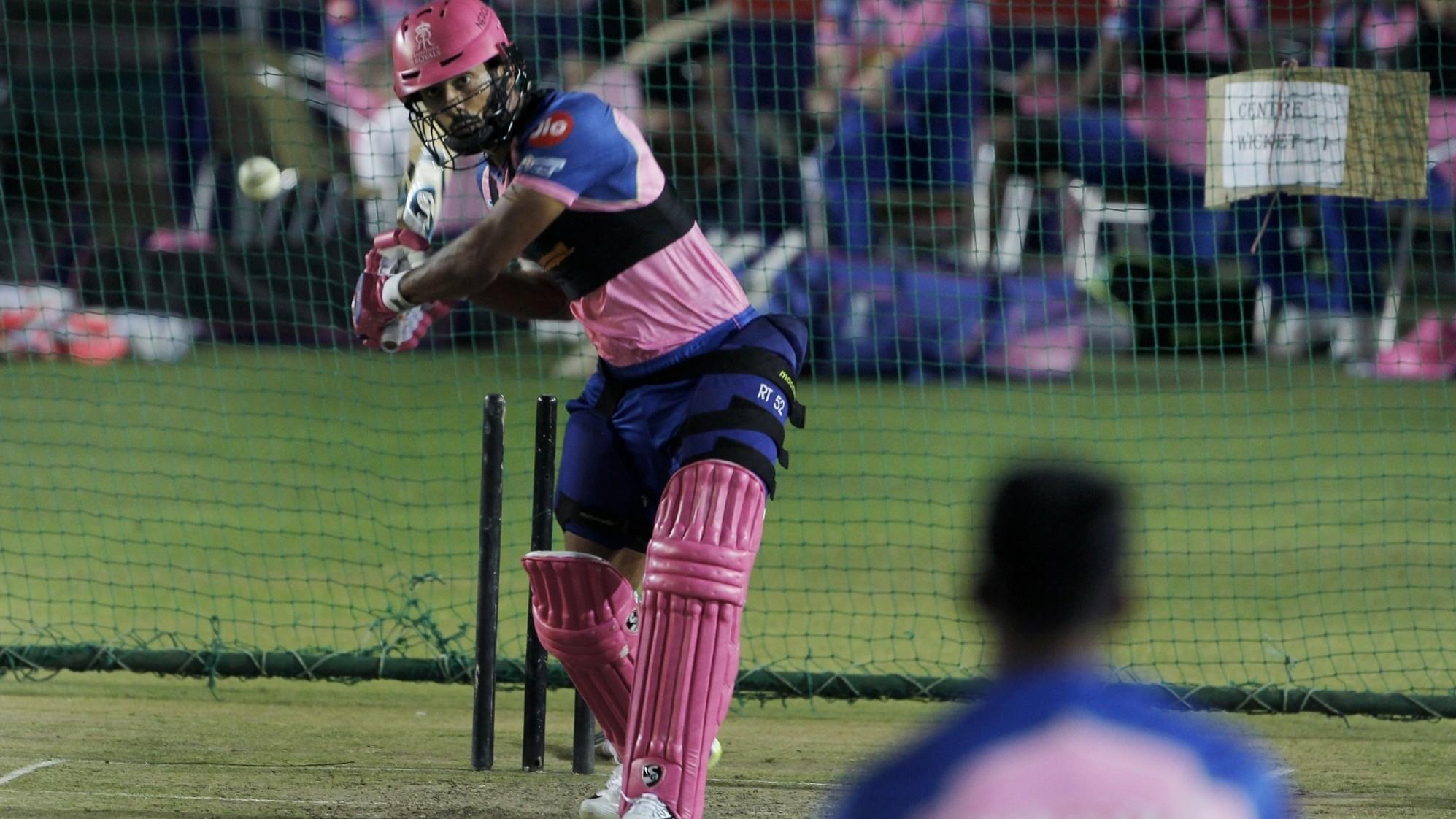 IPL 2019 : राहुल त्रिपाठी ने रॉयल्स की हार का श्रेय गेंदबाज़ो को दिया