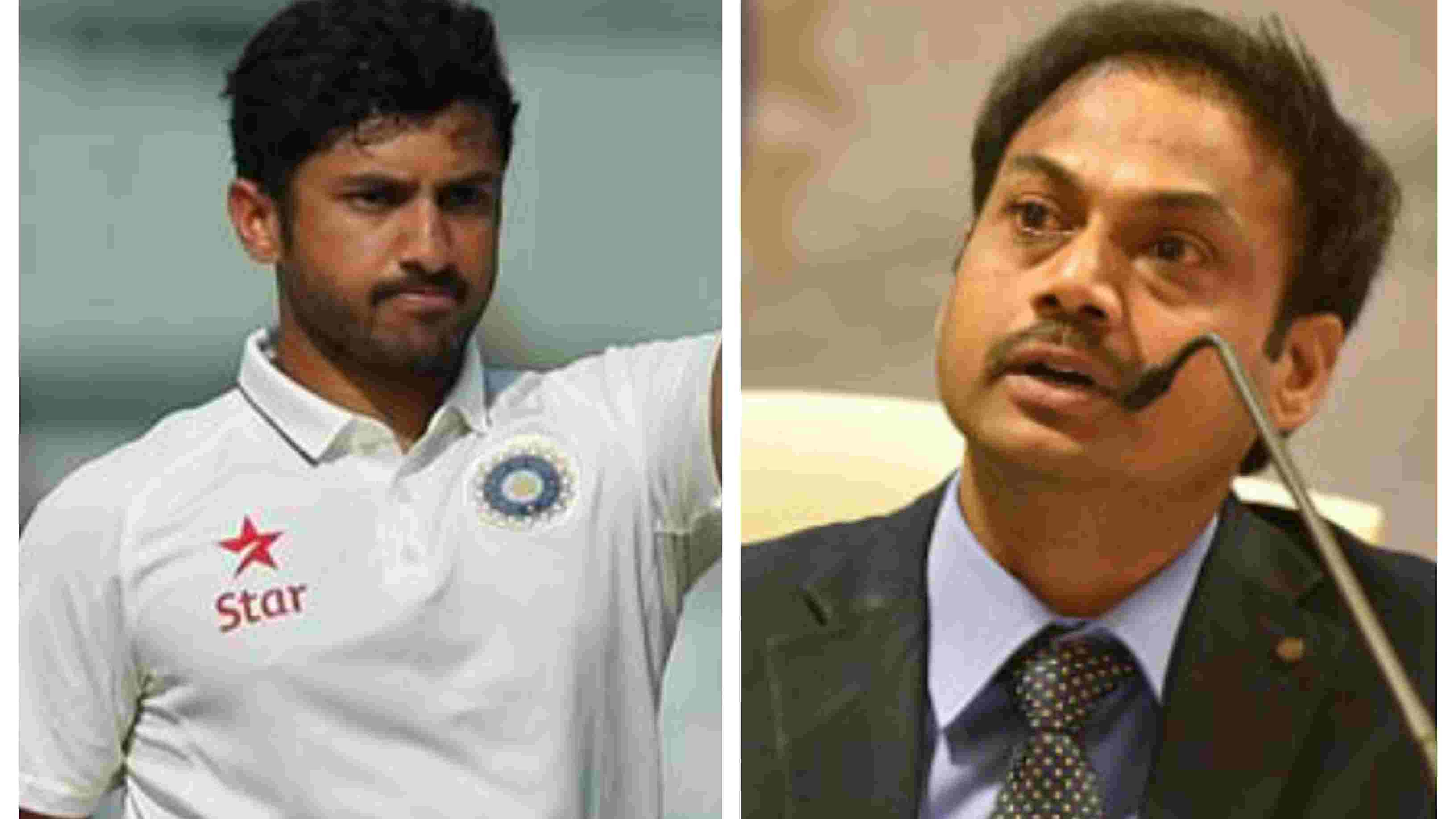 IND v WI 2018: I personally spoke to Karun Nair after picking the Test squad, says MSK Prasad