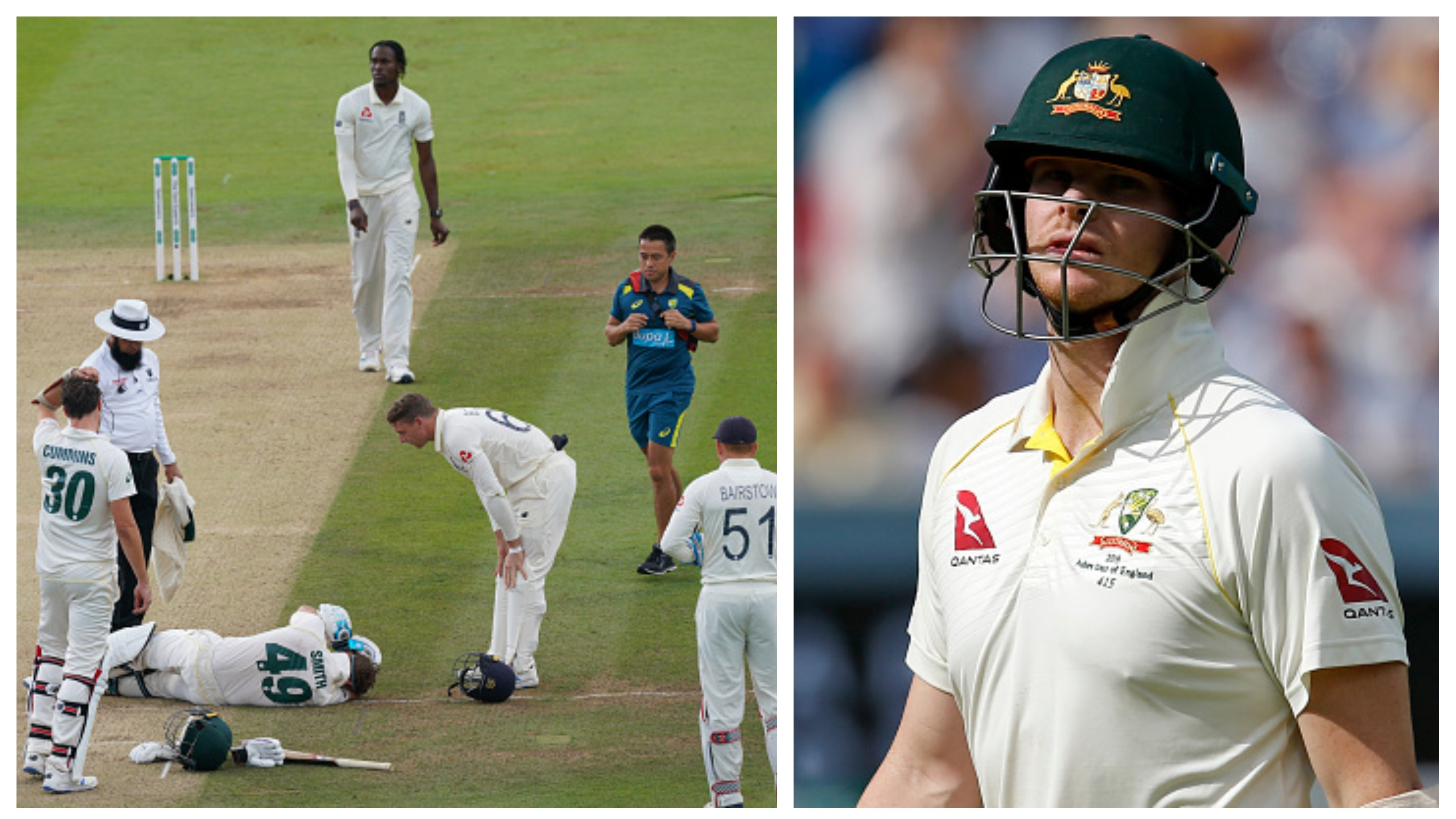 ASHES 2019: Here's why Steve Smith returned to guts it out after blow off Jofra Archer's bouncer