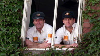 On This Day: Steve and Mark, the Waugh brothers become the first twins to play Test cricket together