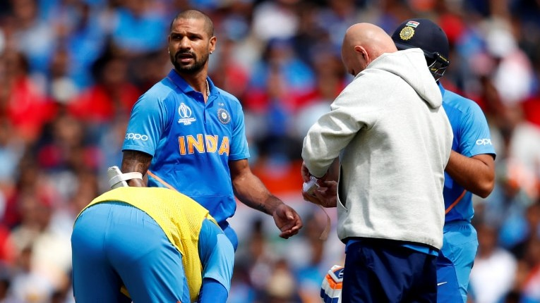 CWC 2019: No replacement sought for Shikhar Dhawan, will be kept under observation, as per reports