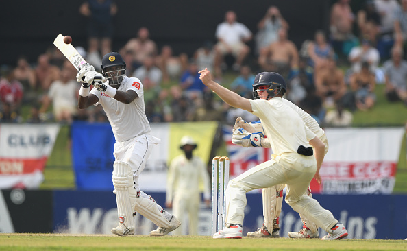 Mathews was dropped from the limited overs set-up before turning a corner for himself in the Test series | Getty