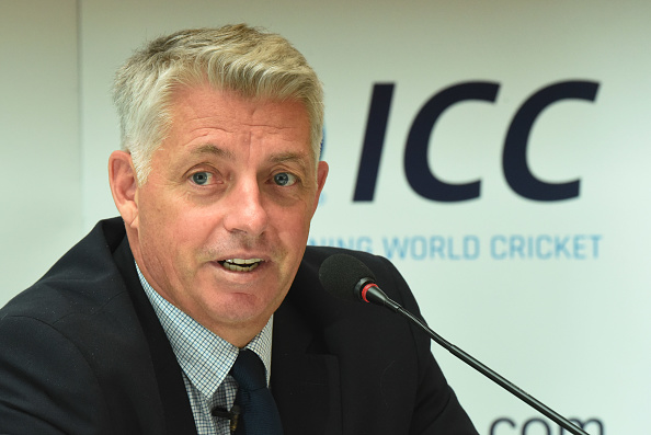 ICC Chief Executive David Richardson | Getty
