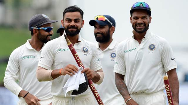 India's FTP schedule sees them playing an astonishing 203 matches between 2019 and 2023
