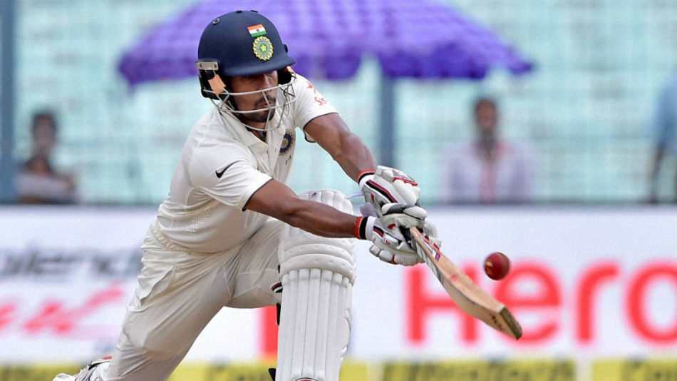 IND vs AFG 2018: Cloud cover over Wriddhiman Saha for the one-off Test against Afghanistan