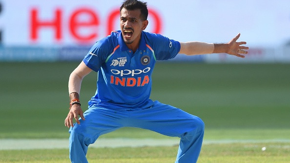 ASIA CUP 2018: Yuzvendra Chahal shares his experience of playing against Pakistan