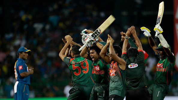 Nidahas Tri-Series 2018: Twitter reactions after Bangladesh seal finals berth in a heated contest