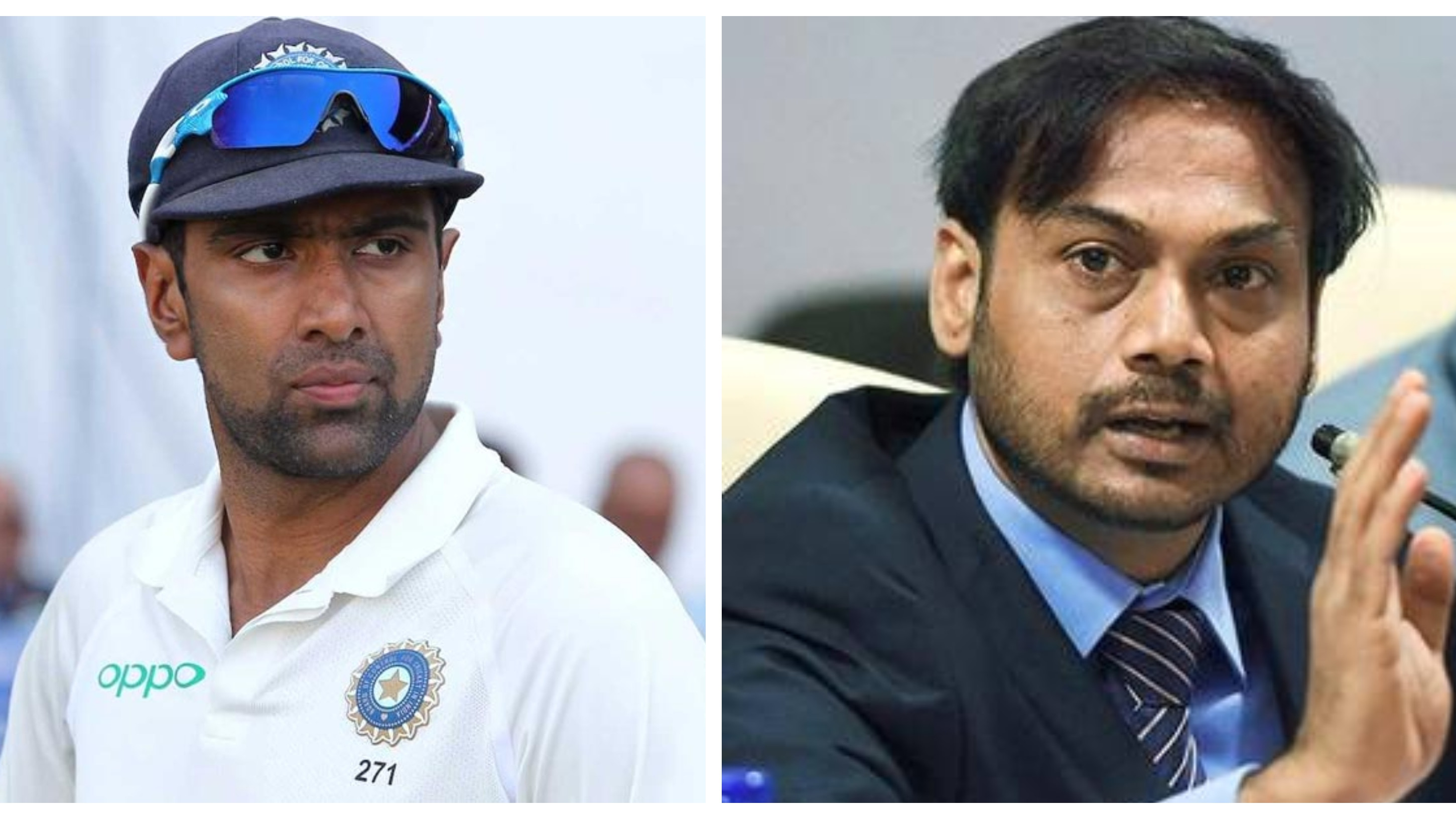 Ashwin is our No. 1 spinner in Test match cricket, says MSK Prasad