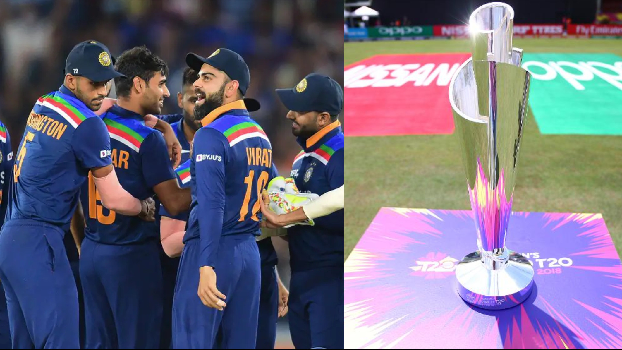 COC predicted possible Team India squad for ICC T20 World Cup 2021