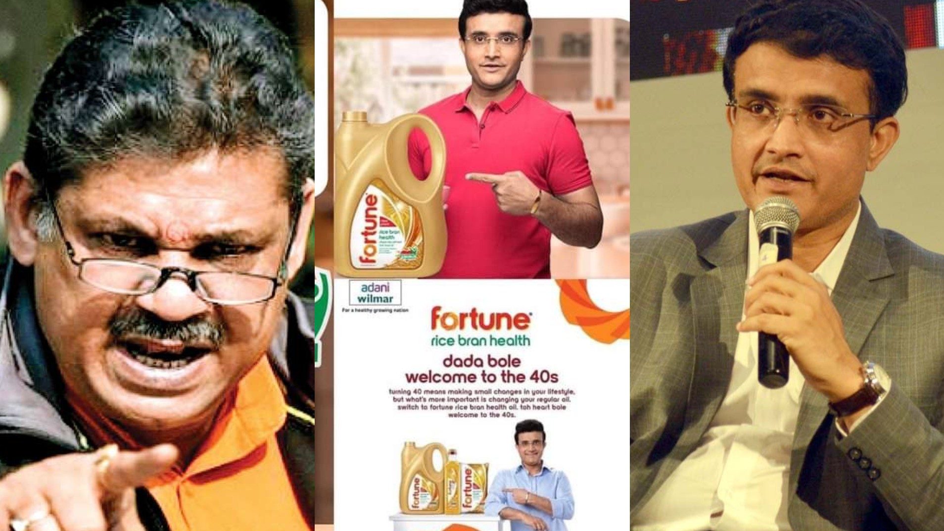 Kirti Azad takes a dig at Sourav Ganguly's product endorsement while wishing him recovery