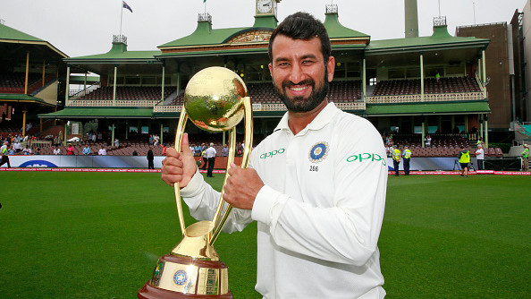 After triumph down under, Pujara wishes to see India win the Test championship
