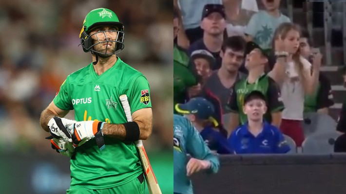 BBL 09: WATCH - A young fan shows middle finger after Melbourne Stars' third loss in a row