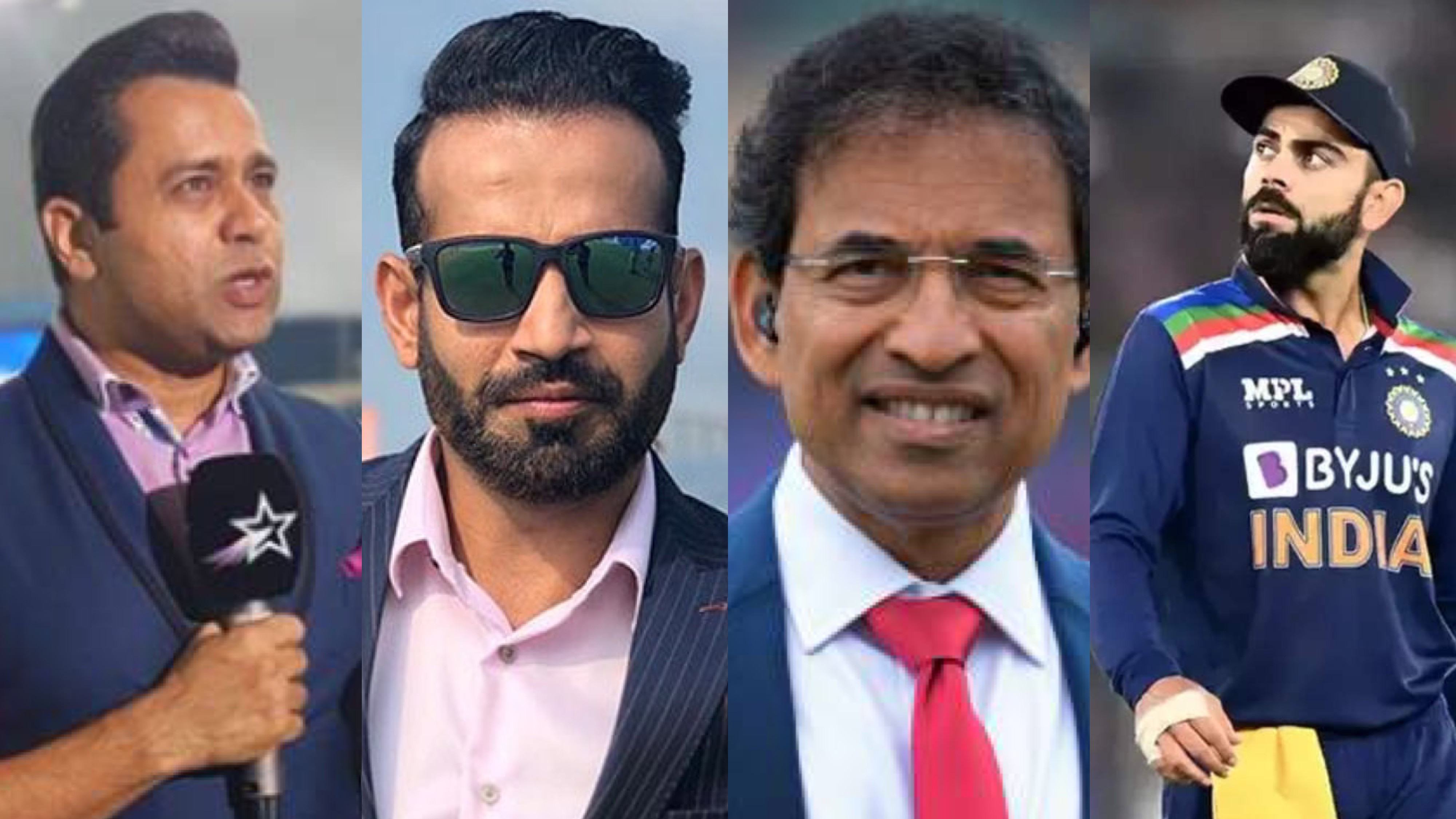 Aakash Chopra, Irfan Pathan, Harsha Bhogle react to Virat Kohli stepping down as T20I captain