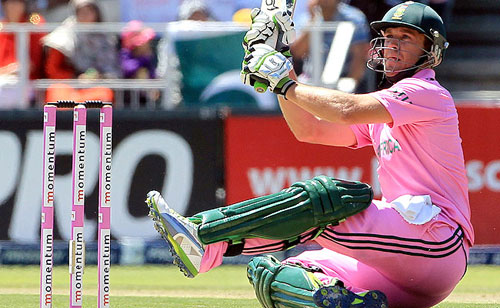 SA v IND 2018: South Africa bring in AB de Villiers for the fourth ODI against India