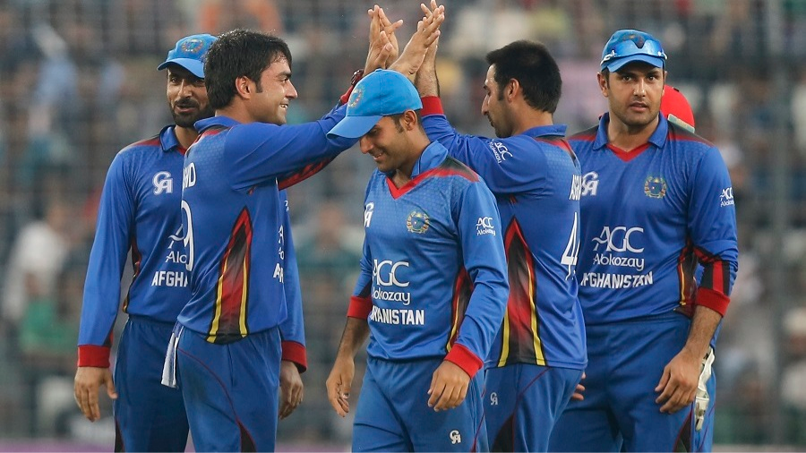 BCCI announce practice games against Afghanistan for international teams touring India