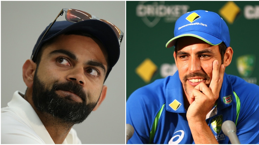 AUS v IND 2018-19: Mitchell Johnson faces fans' backlash on Twitter after calling Virat Kohli silly