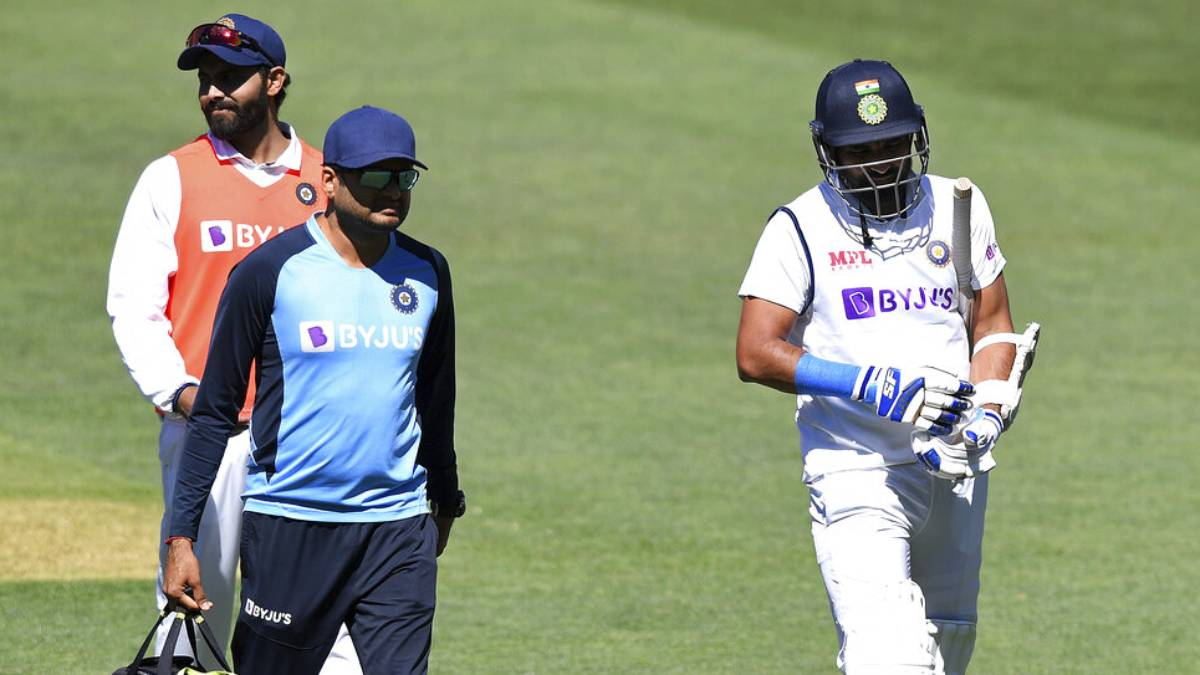 As per reports, Shami has fractured his right arm and won't be playing in the remaining Tests | Getty