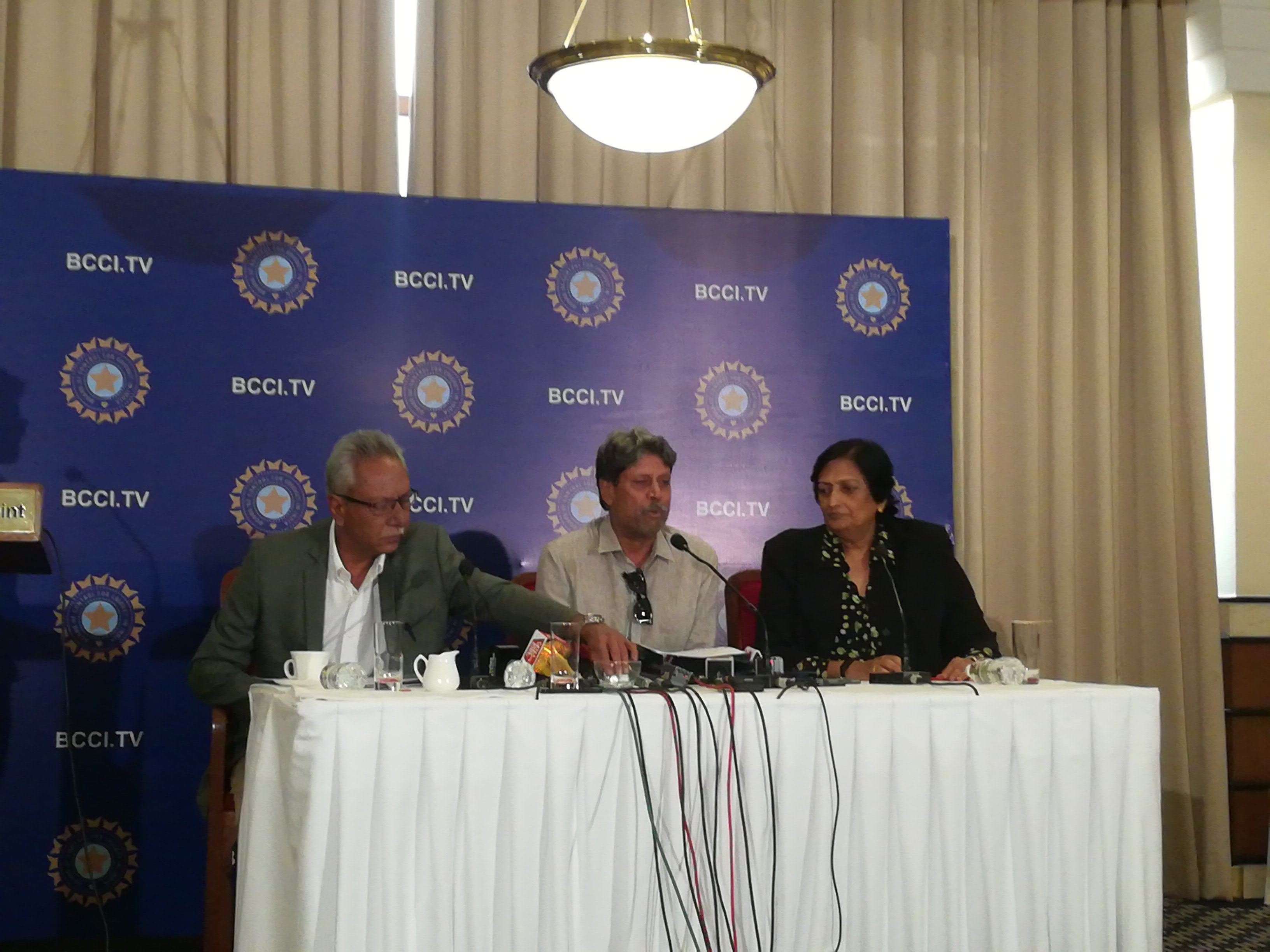 The Cricket Advisory Committee picked India's head coach on Wednesday | Twitter