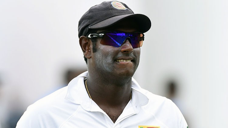 WI v SL 2018: Angelo Mathews returns home from West Indies for personal reasons