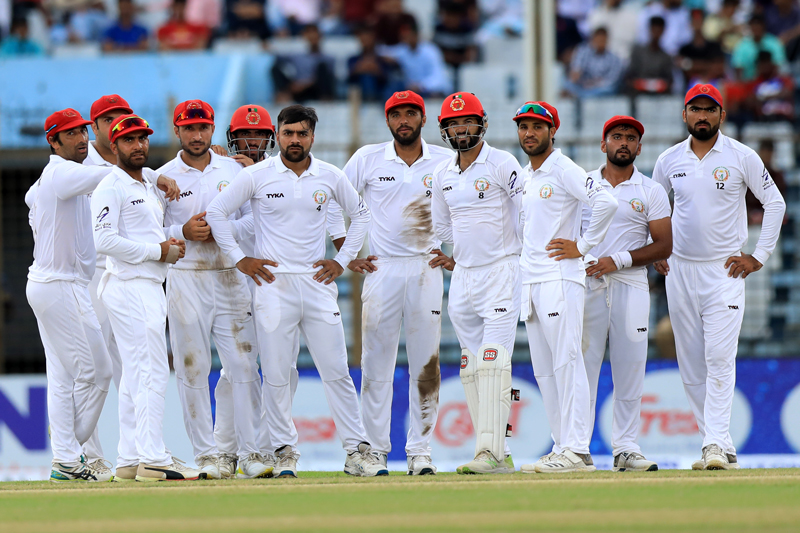 Afghanistan on the cusp of historic Test win Bangladesh | Dhaka Tribune