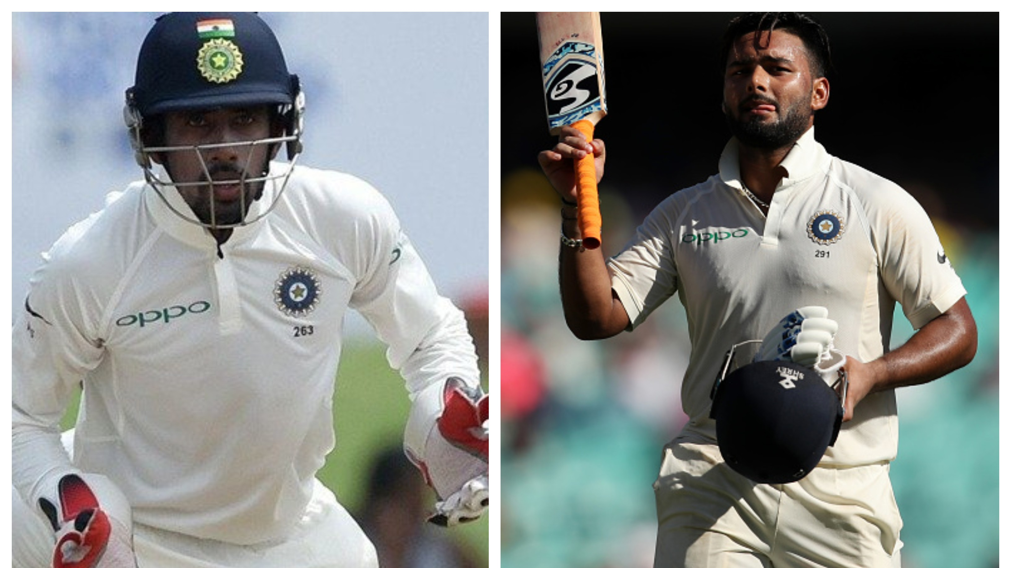 Wriddhiman Saha plays down talks of competition with Rishabh Pant