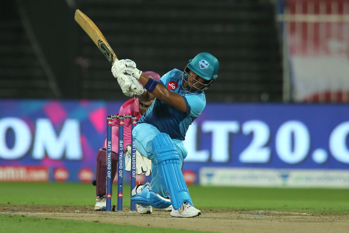 Chamari Athapaththu starred with the bat for Supernovas | IPL/BCCI