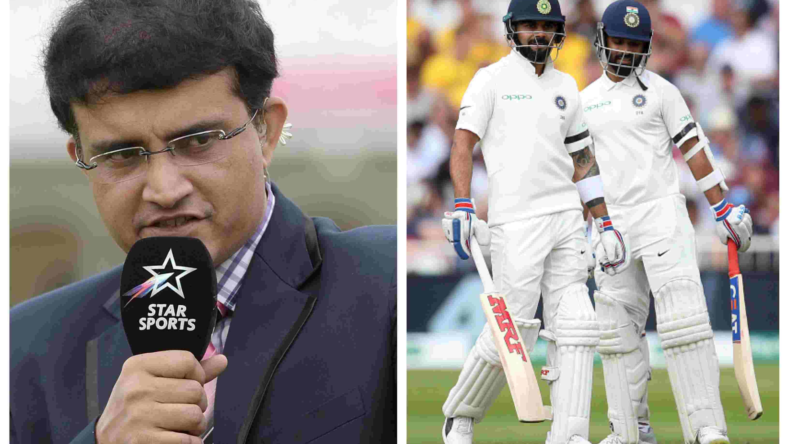 ENG v IND 2018: Sourav Ganguly wants India to bat first on a green Southampton wicket