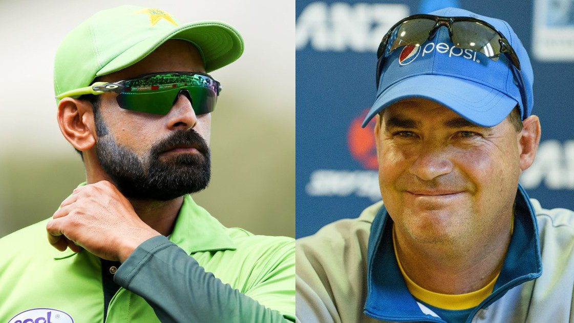 Mickey Arthur apologises to Mohammad Hafeez for his wrong attitude
