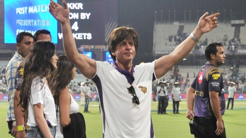 IPL 2018: Shahrukh Khan delighted with the victory of Kolkata Knight Riders
