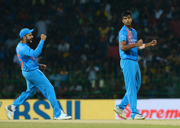 Washington Sundar likely to miss Ireland T20Is | Getty Images