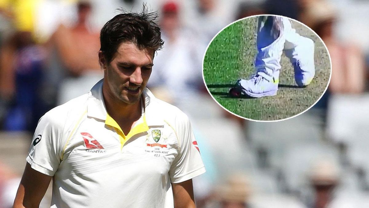 SA v AUS 2018: Pat Cummins makes light of the 'stepping on ball' incident during 3rd Test