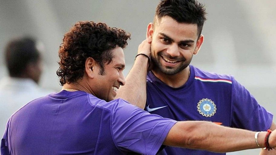 Virat Kohli speaks on what he learnt from Sachin Tendulkar and other cricketing greats