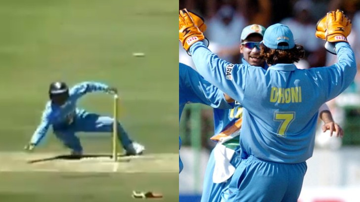 WATCH - Mohammad Kaif shares a throwback clip of an epic run-out with MS Dhoni