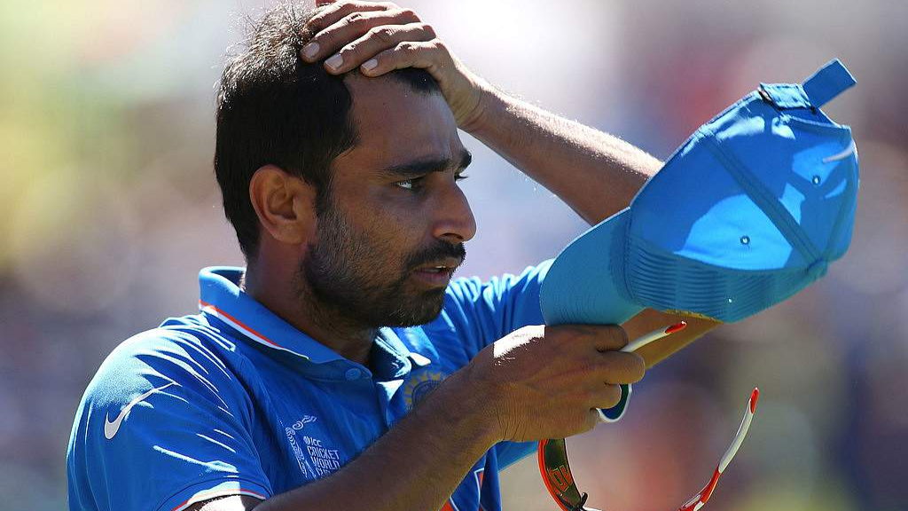 Mohammad Shami nonchalantly denies allegations made by his wife Hasin Jahan